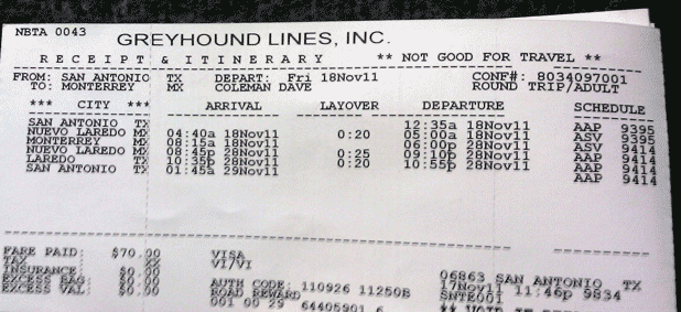 Greyhound Bus Tickets, Schedules, and Fare Prices